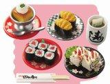 [新鮮回転寿司] 10.食後にデザート♪