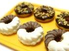クローズアップ!2: [ぷちドーナッツ] 5.チョコクルーラー&アーモンドドーナッツ