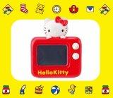 [HELLO KITTY なつかしグッズマグネット] 2.テレビ