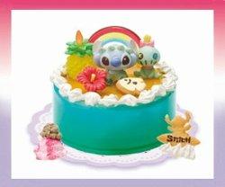 画像1: [ディズニー デコケーキ] 4.スティッチ&スクランプ