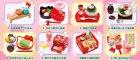 クローズアップ!1: [はろうきてぃ 京都おとめ旅] 2.手まり寿司と桜茶