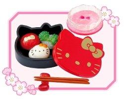 画像1: [はろうきてぃ 京都おとめ旅] 2.手まり寿司と桜茶
