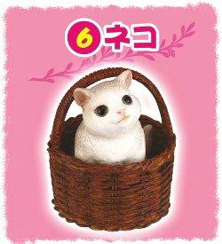 画像1: [ぎゅうぎゅうペット] 6.ネコ
