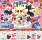 クローズアップ!1: [ミッキー・カフェスイーツ チョコミックス] 6.マカロン・チョコミント
