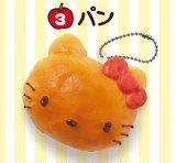[HELLO KITTY ふにふにおやつ] 3.パン