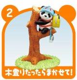 [おいでよ!パンダ組] 2.木登りだったらまかせて!