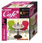 クローズアップ!3: [専用ディスプレイ] Cafe テーブル (オフホワイト)
