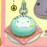 [カピバラさん すてきなお菓子ストラップ] 5.なまけものくん(スペシャルケーキ)