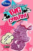 クローズアップ!3: Sale [M&M BIG GLITTER チャーム] 1.Mickey