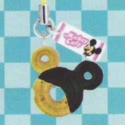画像1: [ディズニー・ハッピータイムカフェ] 9.ドーナツ(チョコレート)