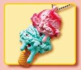 [とろけるマスコット] 1.アイスクリーム