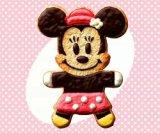 [ディズニー クッキーマスコット] 2.ミニーマウス