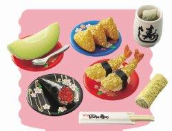 画像1: [新鮮回転寿司] 8.変わり種お寿司