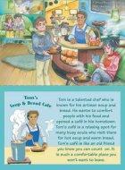 クローズアップ!1: [Bread & Butter] 7.Lunch at Tom's Cafe