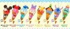 クローズアップ!1: [ディズニー アイスペンマスコット] 1.ミッキーマウス(ブラック)