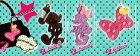 クローズアップ!1: Sale [M&M BIG GLITTER チャーム] 1.Mickey