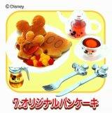 [ミッキーマウス 50's Cafe] 7.オリジナルパンケーキ