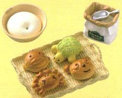 画像1: [Let's クッキング] 1.どうぶつパン