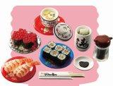 [新鮮回転寿司] 6.限定10食!茶碗蒸し