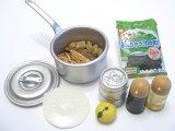 [ほっぺがおちちゃう!] 2.かれいの煮付け&酢の物
