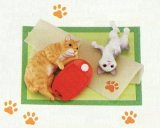 [うちの自慢のにゃんこ] 1.山田さんちの畳猫