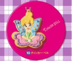 画像1: [ディズニー Sugar Cookies] 10.ティンカーベル
