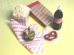 画像1: [アメリカンライフ] 3.映画館で出会った Big snack!