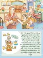 クローズアップ!1: [Bread & Butter] 3.Healthy Happy Bagels
