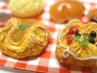 クローズアップ!1: [手作りパン屋さん] 2.菓子パン