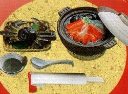 画像1: [和食三昧] 5.蟹鍋