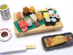 画像1: [満喫 和食処] 一.特上寿司