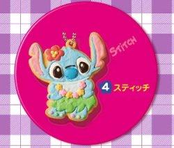 画像1: [ディズニー Sugar Cookies] 4.スティッチ