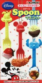 クローズアップ!1: [ディズニー スプーンマスコット] 10.ポット婦人&角砂糖
