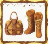 [靴バッグコレクション] 4.お気に入りのブーツ